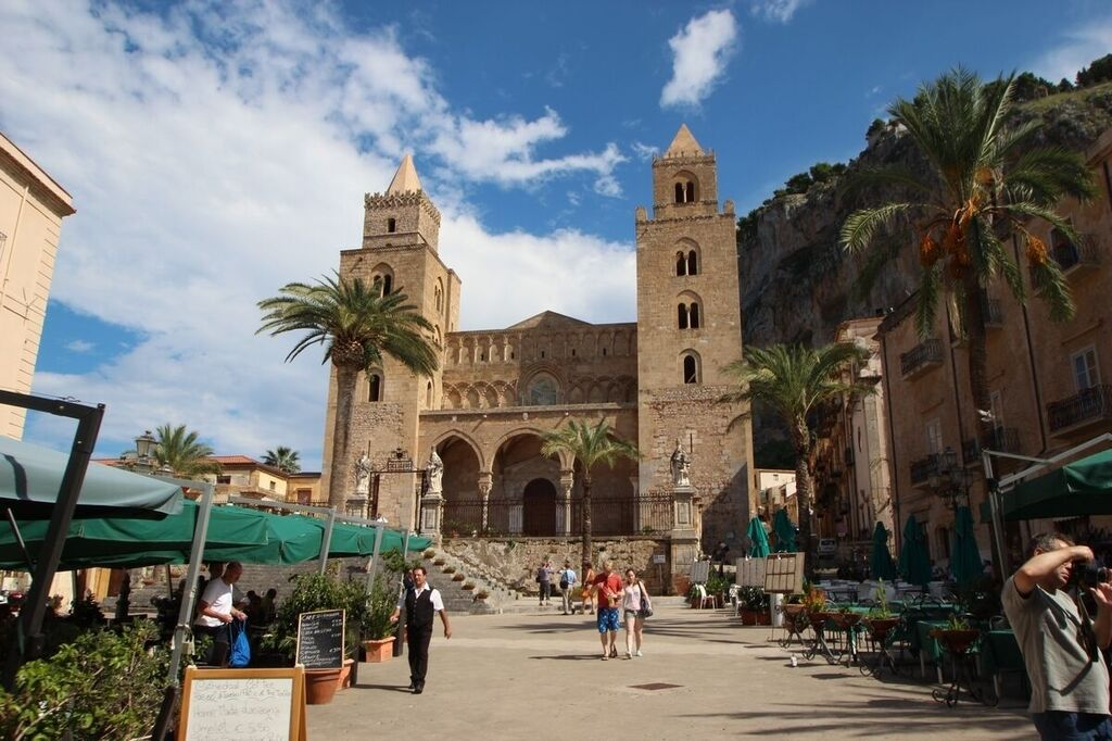 Cathedral in Cefalù