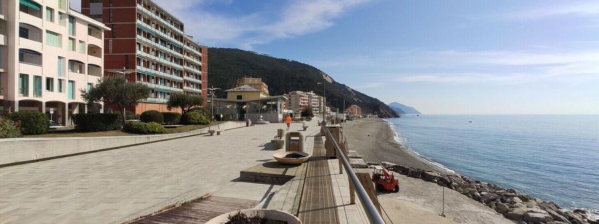 Deiva Marina: Information about the Ligurian coastal town