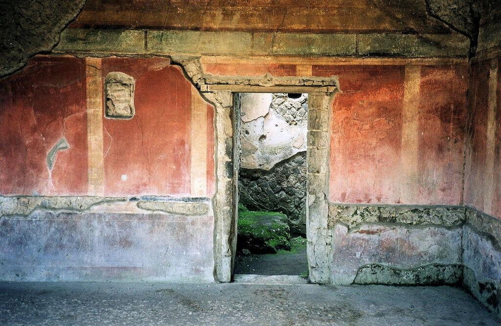 Pompei Door