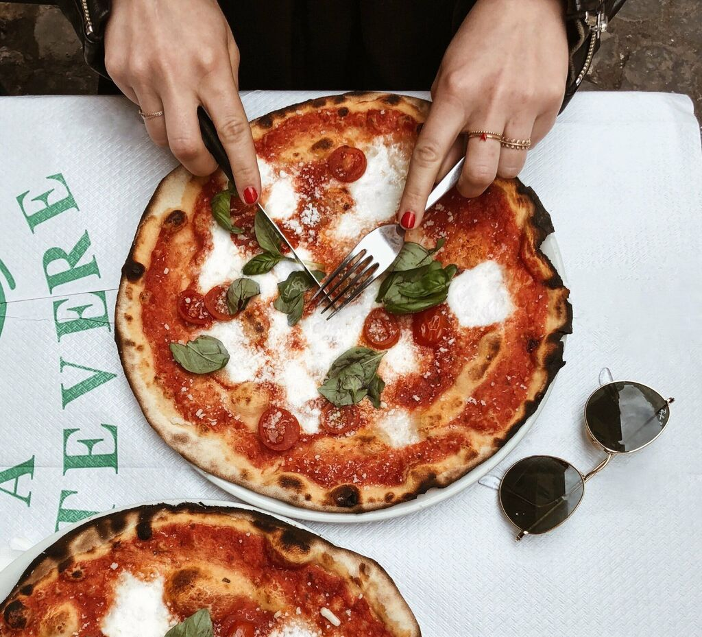 Pizza Festival Italy
