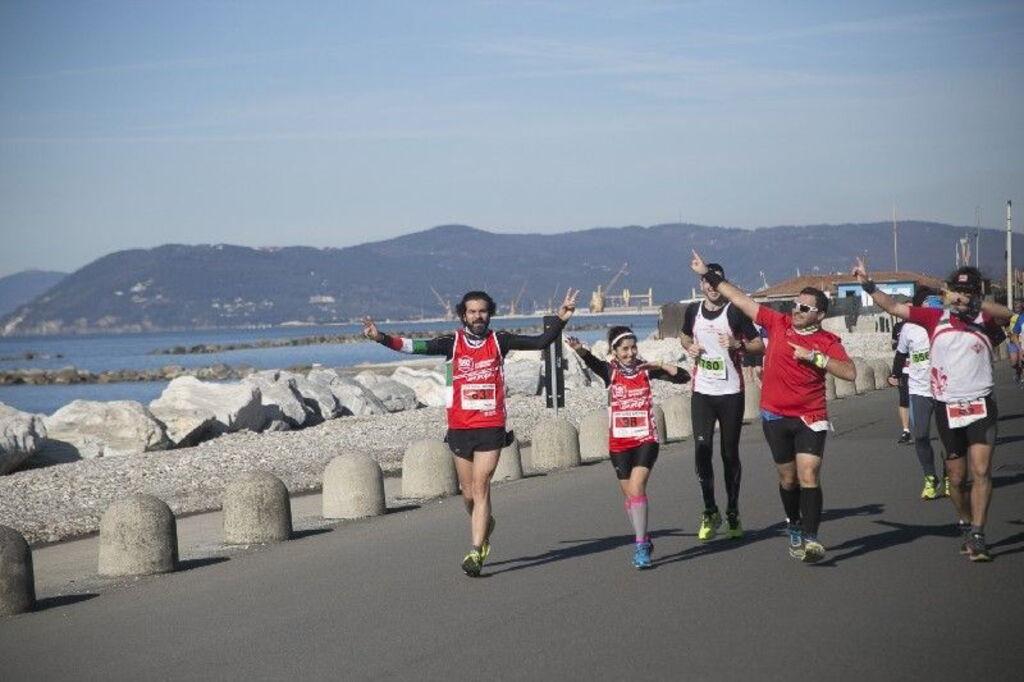White Marble Marathon in Tuscany