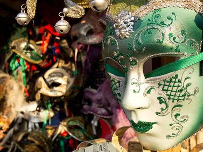karneval ve Viareggiu