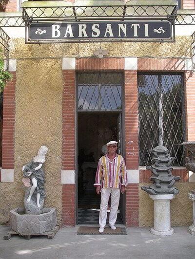 Laboratory Barsanti