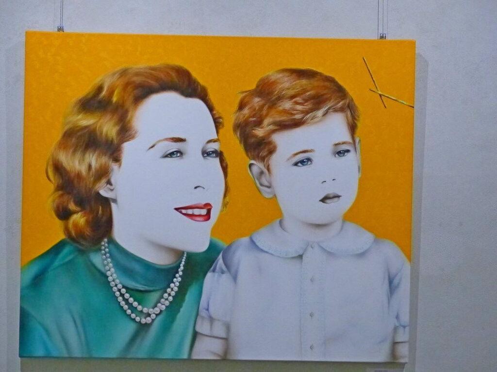 Maler Riccardo Corti