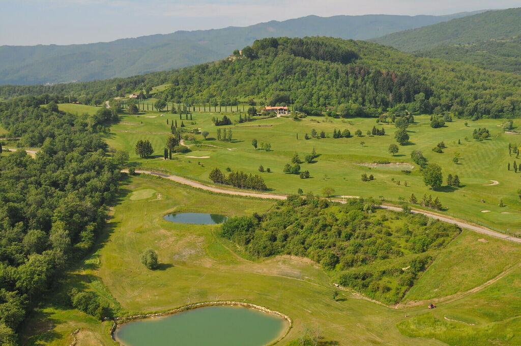 Golf course Tuscany