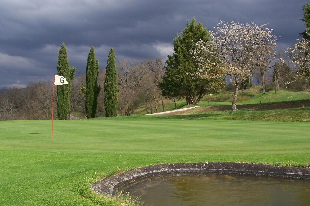 Giocare a Golf in Toscana