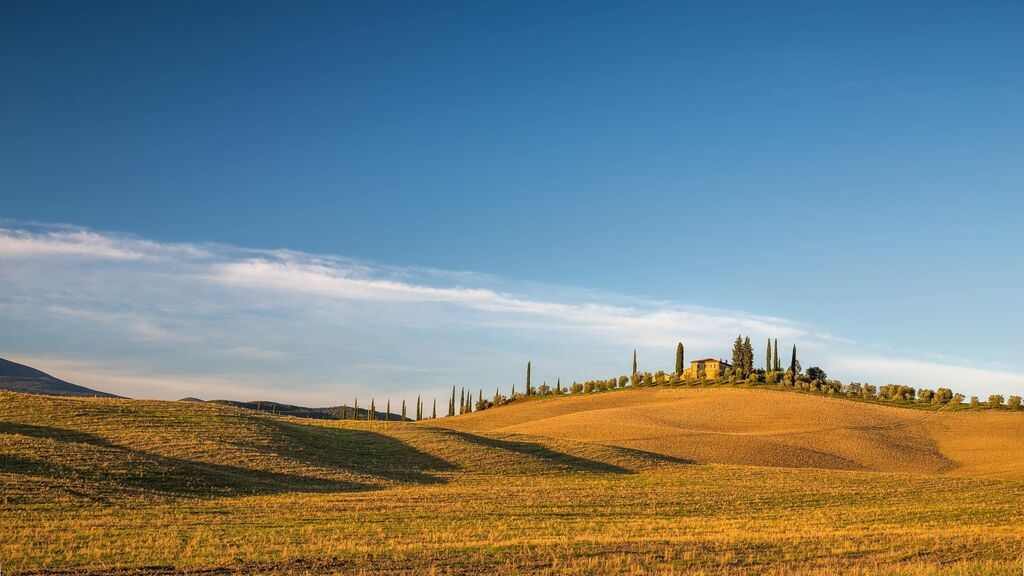 Tuscan Golf Countryside