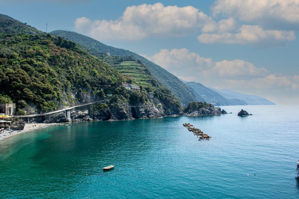 Toskana Küste