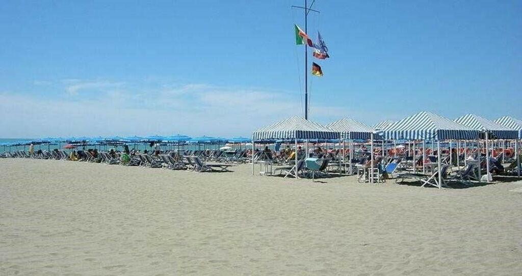 Spiaggia di Poveromo