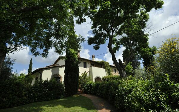 Corelli, Apartment for rent in Montaione, Tuscany