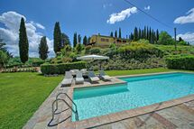 Casa Sabrina, Villa for rent in San Gimignano, Tuscany