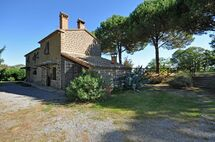 Villa Ginestrella in  Torre San Severo -Umbrien