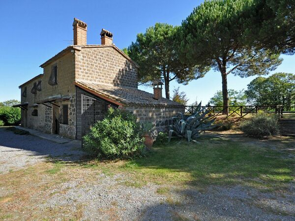 Ginestrella, Villa for rent in Torre San Severo, Umbria