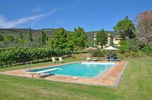 Cegliolo, Apartment for rent in Cortona, Tuscany