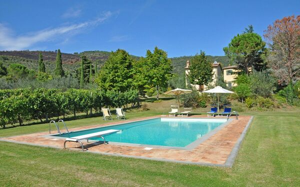 Cegliolo, Apartment for rent in Cortona, Tuscany