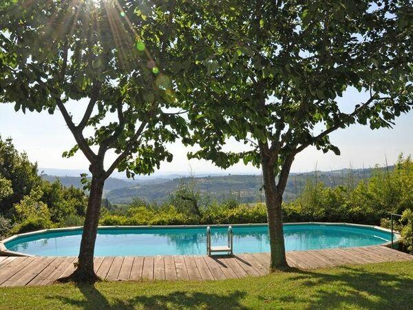 Villa Barberino in affitto a Barberino Val D'elsa