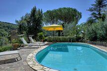 Villa Bigiolo a Melazzano in  Greve In Chianti -Toskana