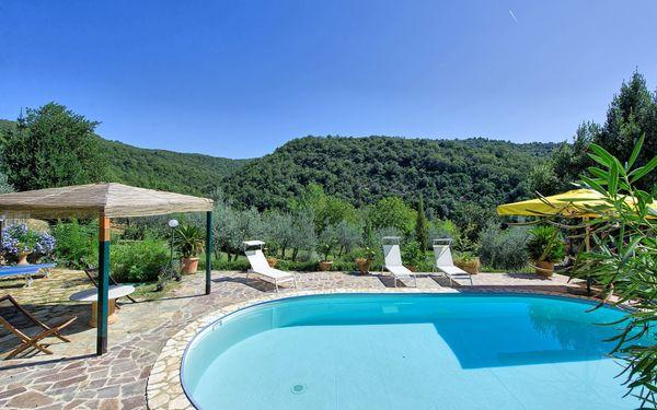 Bigiolo a Melazzano, Villa for rent in Greve In Chianti, Tuscany