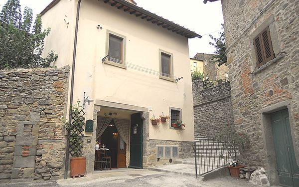 Casa Stefy, Holiday Apartment for rent in Cortona, Tuscany