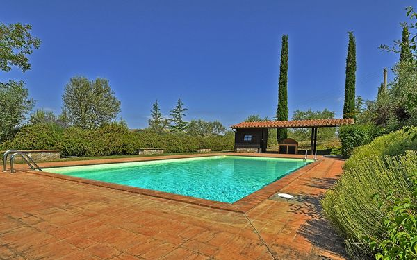 Villa Cecilia, Villa for rent in Trevinano, Latium
