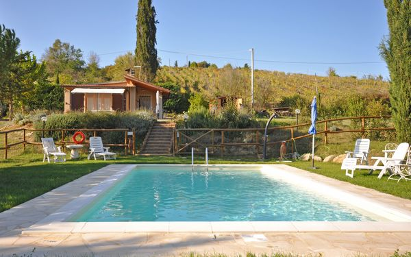 Casa Ovile, Villa for rent in Montaccio, Tuscany