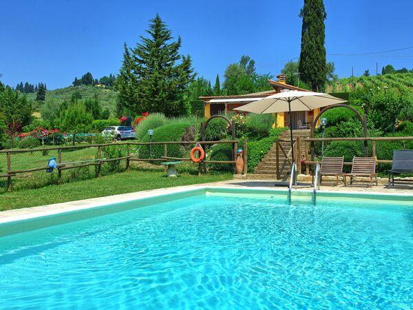 Casa Ovile, Villa for rent in Montaccio, Tuscany