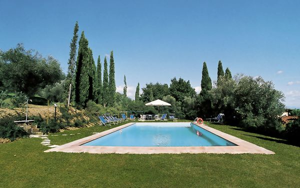Al Fanucchi, Villa for rent in San Ginese, Tuscany