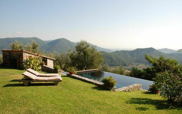 Al Seminario, Villa for rent in Lucca, Tuscany