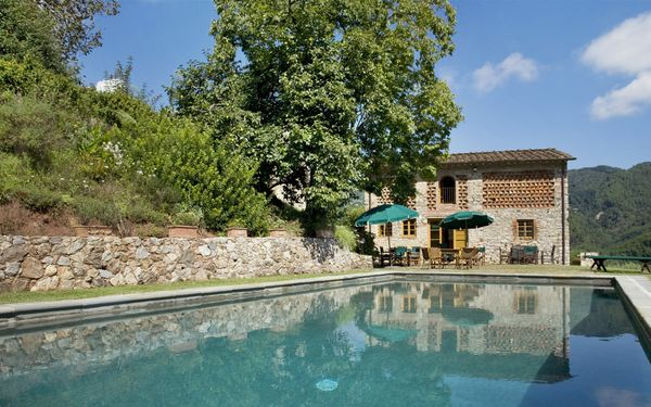 Bottino, Villa for rent in San Martino In Freddana-monsagrati, Tuscany