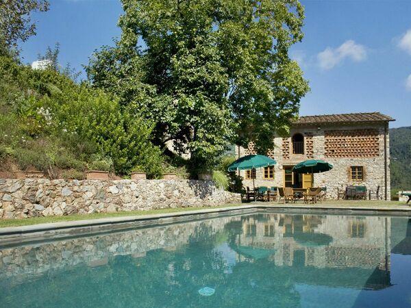 Bottino, Villa for rent in San Martino In Freddana-monsagrati, Tuscany