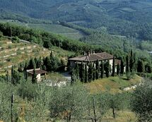 Villa Campassole in affitto a Radda In Chianti
