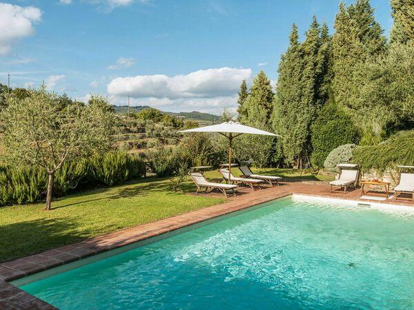 Campassole, Villa for rent in Radda In Chianti, Tuscany