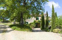 Villa Camporempoli in  Lucarelli -Toskana