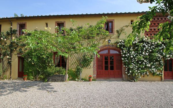 Casa Maria, Villa for rent in Segromigno In Monte, Tuscany