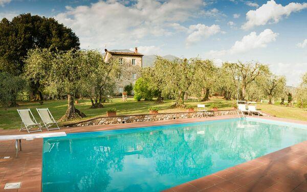 Casa Tonio, Тоскана, Segromigno In Monte