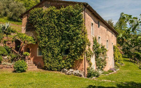 Villa Damiano in  Monsagrati -Toskana