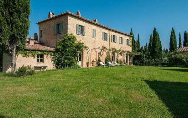 Fontanelle, Villa for rent in Argiano, Tuscany
