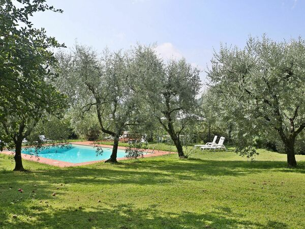 Franello, Villa for rent in Loppeglia, Tuscany