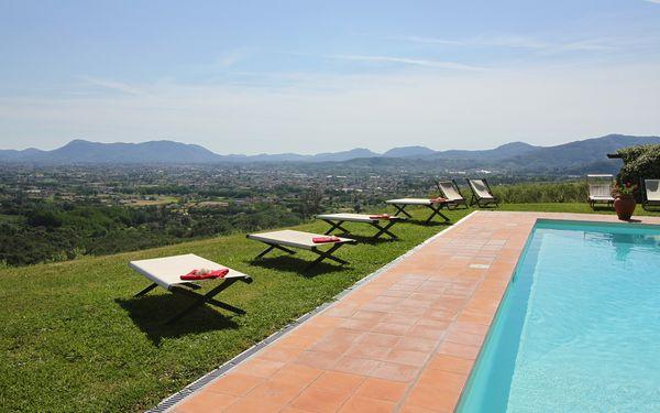 Il Leccio, Villa for rent in Segromigno In Monte, Tuscany