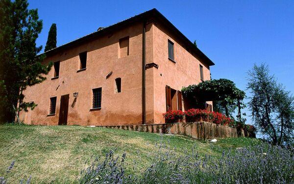 Villa La Capanna in affitto a Montelopio