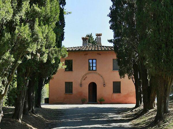 Toskánsko, Montelopio, La Capanna