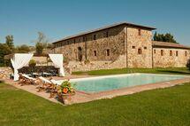 Villa La Corte Di Campalli in  San Leonino -Toskana