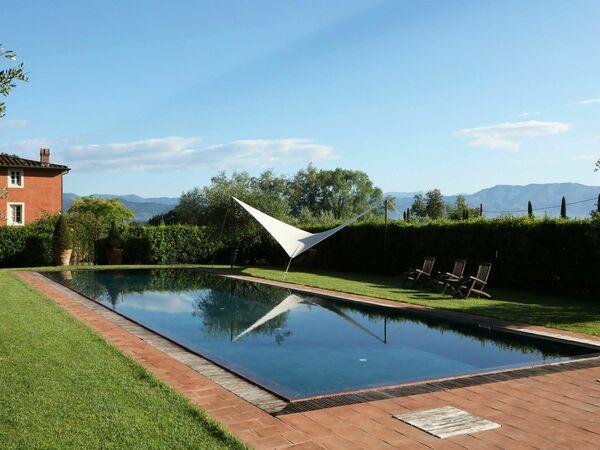 Villa La Flora in  Guamo -Toskana