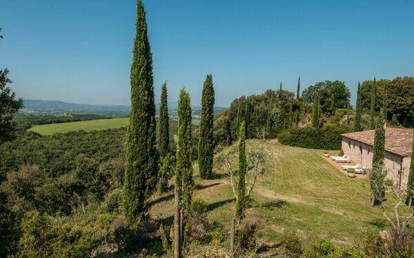 Lavacchio 12, Villa for rent in Montalcino, Tuscany