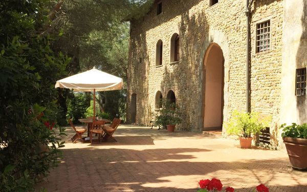 Malmantile, Villa for rent in Montelupo Fiorentino, Tuscany