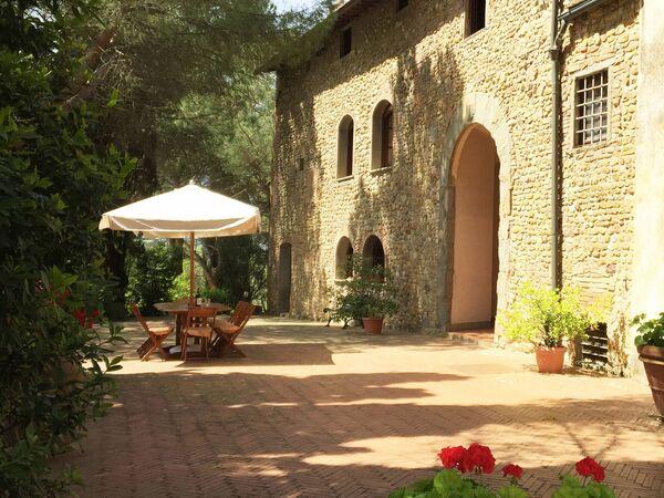 Malmantile, Villa for rent in Malmantile, Tuscany