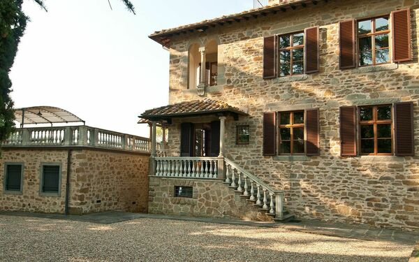 Montoro, Villa for rent in Corti, Tuscany