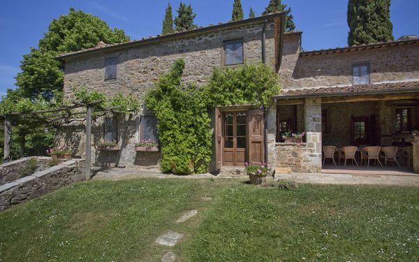 Villa Pozza Di Volpaia in  Volpaia -Toskana