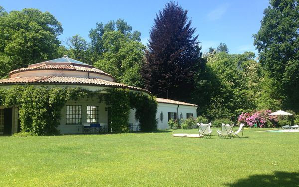 Villa Adriana, Villa for rent in Dormelletto, Piedmont