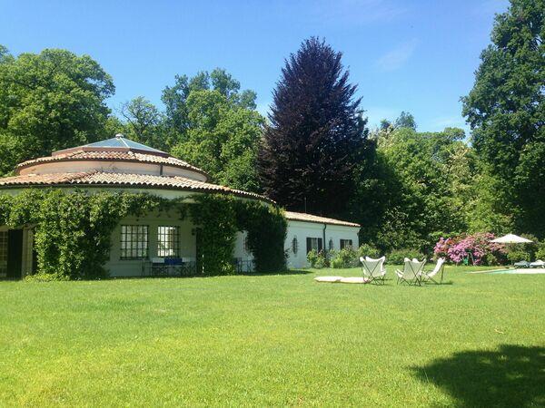 Villa Adriana, Villa for rent in Dormelletto, Piedmont